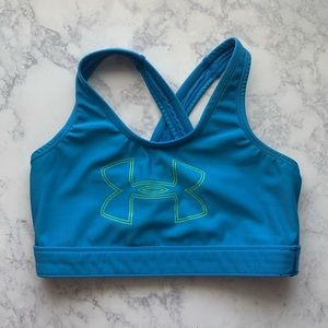 Under Armour Athletic Sports Bra